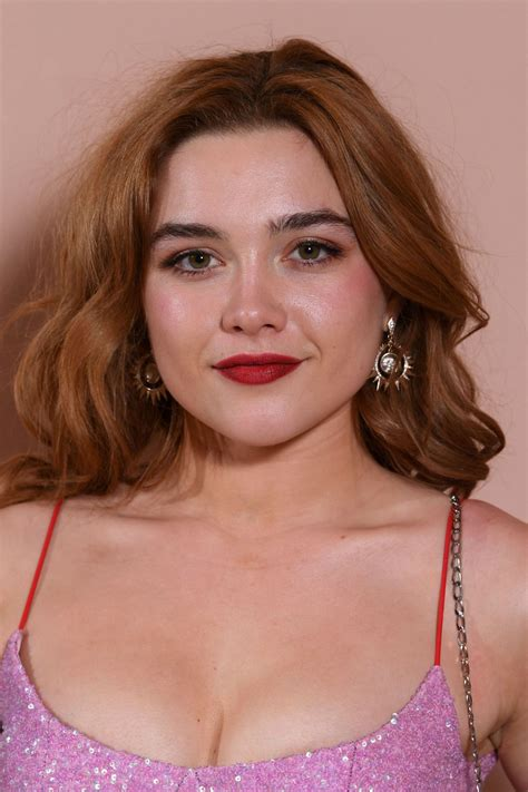 florence pugh british academy film awards nominees party