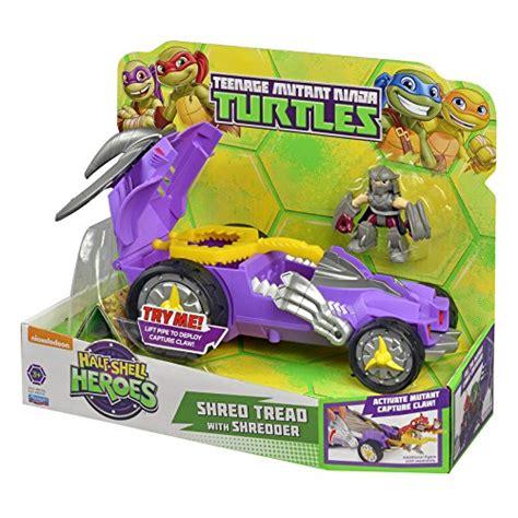 teenage mutant ninja turtles pre cool  shell heroes shredder mobile  shredder vehicle