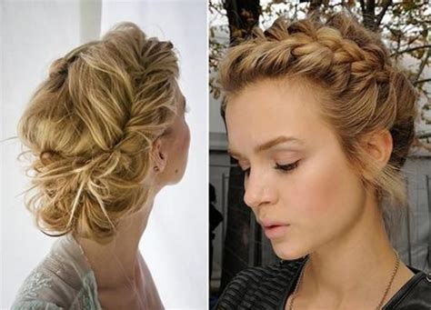party hairstyles for medium length hair women s party
