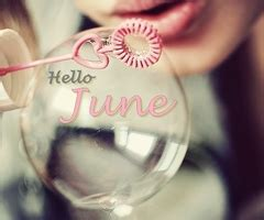 Hello summer and hello june wallpapers & sayings