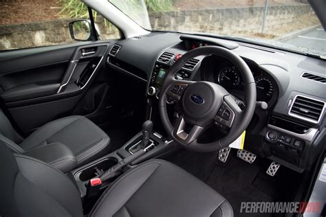 2016 Subaru Forester Xt Facelift 2016 Subaru Forester