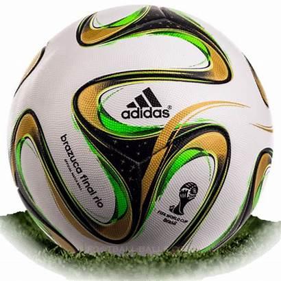 Brazuca Ball Final Cup Match Rio Football