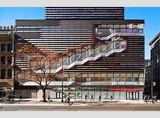 Dorm architecture Admiring avantgarde student housing