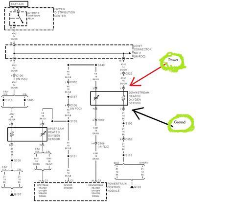 2002 Caravan Heater Wiring by Keep Getting P0138 Bank1 Sensor2 Code Scan Tool