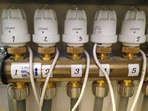 fußbodenheizung durchfluss einstellen richtige regelung f 252 r fu 223 bodenheizung 187 www selber bauen de
