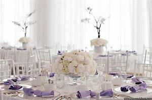elegant ivory lilac wedding reception centerpieces place With lilac table decorations wedding tables