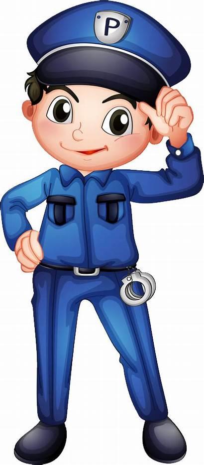 Policeman Uniform Clip Clipart Complete Illustration Clipartpanda