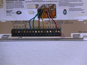 Robertshaw 9700 To Honeywell Rth6350 Thermostat Wiring