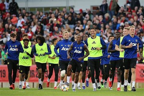 Manchester United pre-season tour: How the struggling ...