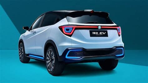 Honda Launches Everus Ev Brand In China, Shows Hr-v Based