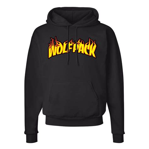 Jaket Hoodie Sony By Merch sssniperwolf wolfpack black hoodie sweaters jackets in