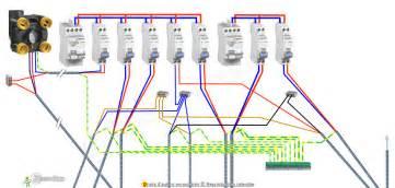 circuit electrique cuisine norme schema installation