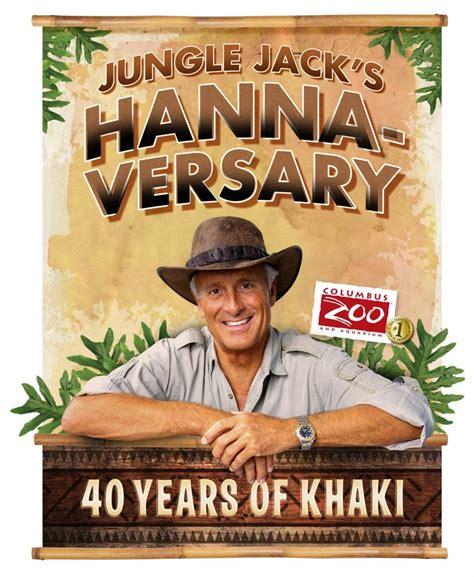 """Celebrate Jack Hanna's 40th """"Hanna-versary"""" At The ..."""
