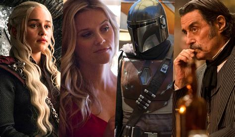 The 50 Most Anticipated Tv Shows Of 2019