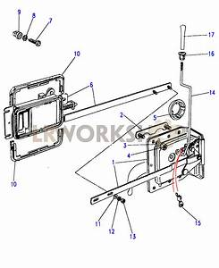 Front Door Latch Mechanism - To Aa270226