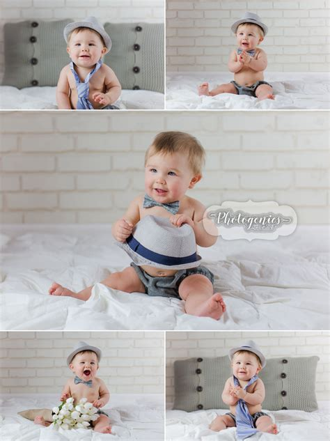 callies sitting  session baby milestones baby month