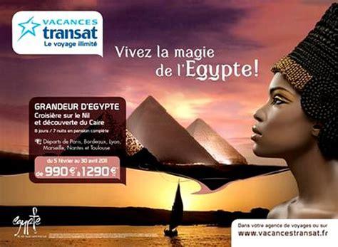 magazine du tourisme 187 s 233 jours vacances transat met l egypte 224 l honneur