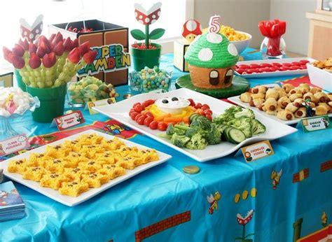 kindergeburtstag gesunde snacks fingerfood f 252 r kindergeburtstag buffet s 252 223 salzig herzhaft