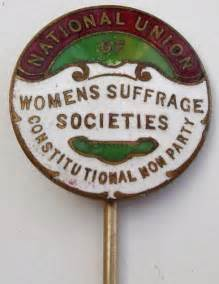 National Woman Suffrage Association Symbol