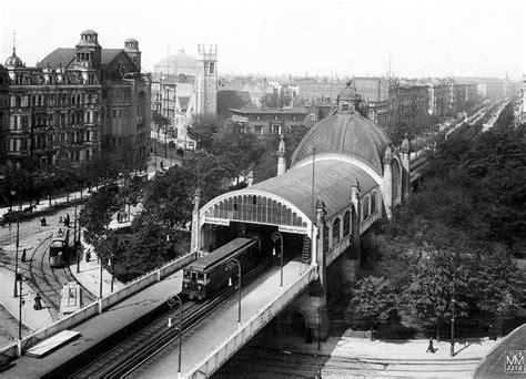 When Nollendorfplatz Was Berlin's Loveliest Ubahn Station