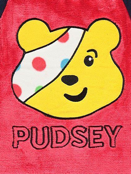 children   pudsey fleece pyjamas kids george