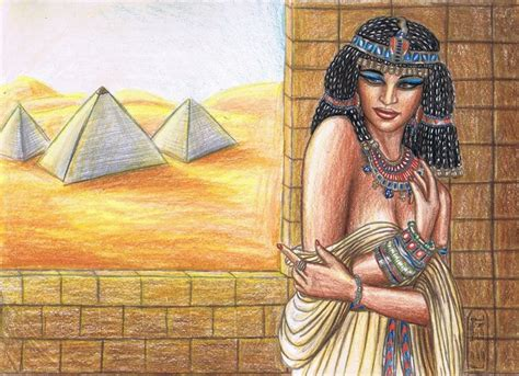 Beautiful Egyptian Princess