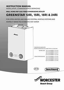 Worcester Greenstar Ri Wiring Diagram