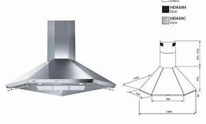 Hotte Encastrable Ikea : hotte aspirante 80 cm ikea electrom nager et univers ~ Premium-room.com Idées de Décoration