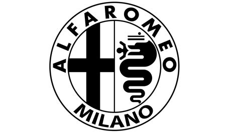 Alfa Romeo Symbol by Alfa Romeo Logo Zeichen Auto Geschichte