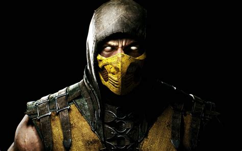 Scorpion in Mortal Kombat X Wallpapers | HD Wallpapers ...