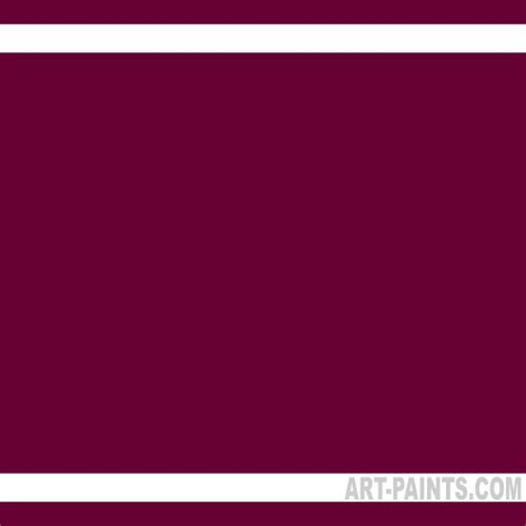 burgundy professional fabric textile paints 5123