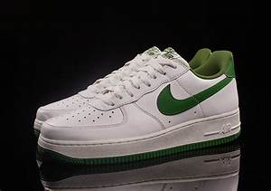 Nike Air Force 1 Low Lucky Green Release Details ...