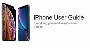 User Guide Manual Iphone Xs