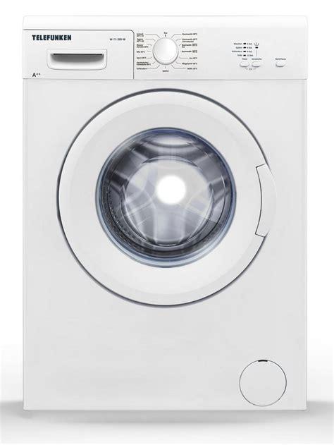 11 kg waschmaschine telefunken waschmaschine frontlader 6 kg a wei 187 w
