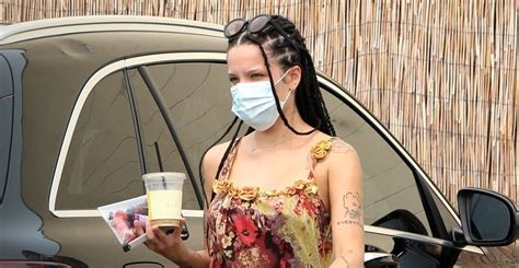 Halsey Heads to The Studio After Major Casting News ...