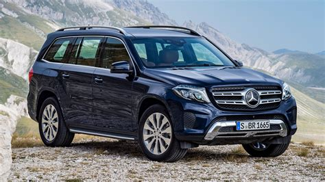 Mercedes Gls Class Wallpapers by 2016 Mercedes Gls Class Wallpapers And Hd Images