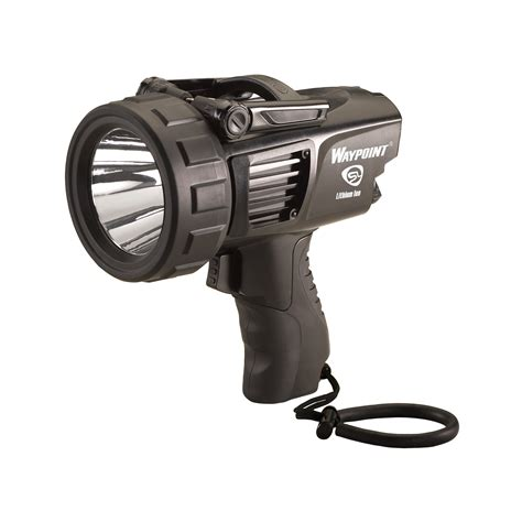 Get vip discounts, attend exclusive events and more. STREAMLIGHT WAYPOINT RECHARGEABLE SPOTLIGHT 1,000 LED LUMENS