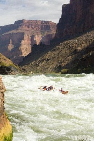 Whitewater Rafting through Grand Canyon