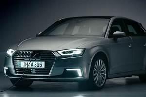 Audi A3 Versions : audi a3 e tron la version restyl e d couvrir en vid o ~ Medecine-chirurgie-esthetiques.com Avis de Voitures