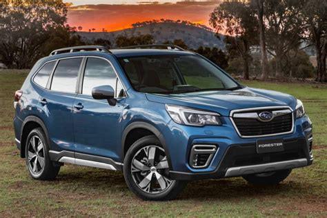 Forester Awd by New Subaru Forester Prices 2019 Australian Reviews