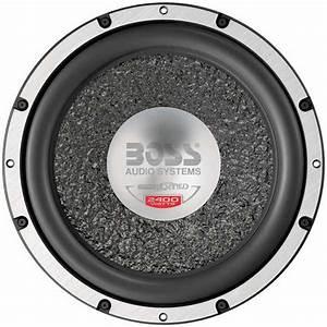 Boss Audio Cx120dc 2200w 12 U0026quot  Dual 4