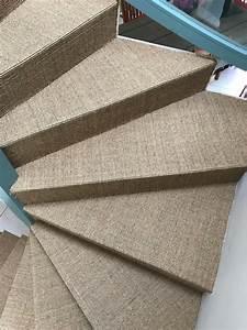 Jonc De Mer Entretien : jonc de mer escalier tapis sur mesure victoria jonc de ~ Premium-room.com Idées de Décoration