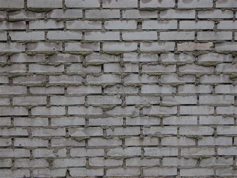 Brick Bricks Stone Wall Grey Gray