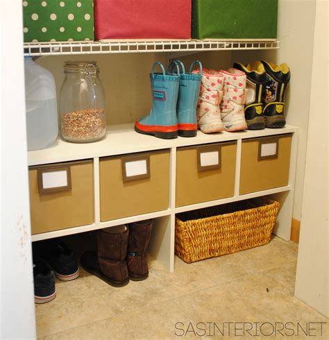 getting organized with closetmaid closet solutions