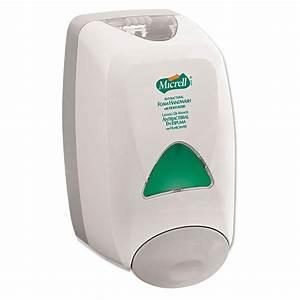 GoJo 1250 ml Dove Gray FMX-12 Soap Dispenser-GOJ5170 - The ...