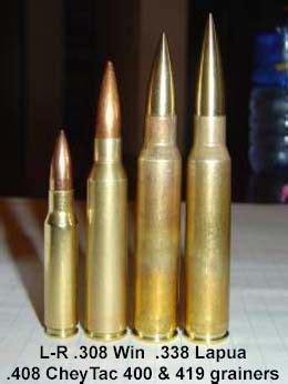 408 Cheytac Vs 50 Bmg by 408 Cheytac Ultimate Range Bullets