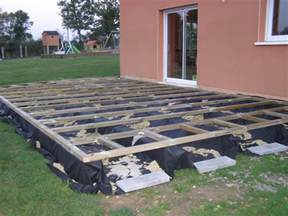 Installer Une Terrasse En Bois Comment Faire by Terrasse Bois Composite Forum