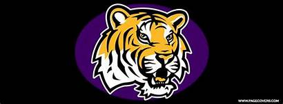 Lsu Tiger Mascot Clipart Tigers Covers Saints