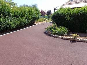 pave pour allee de garage 9 all233e de jardin enrob233 With pave pour allee garage