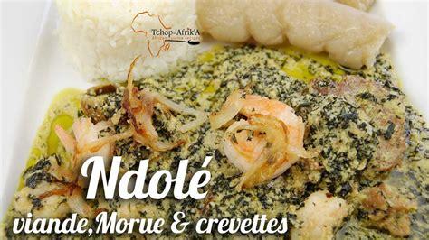 comment cuisiner les ravioles ndolé à la viande morue et crevettes